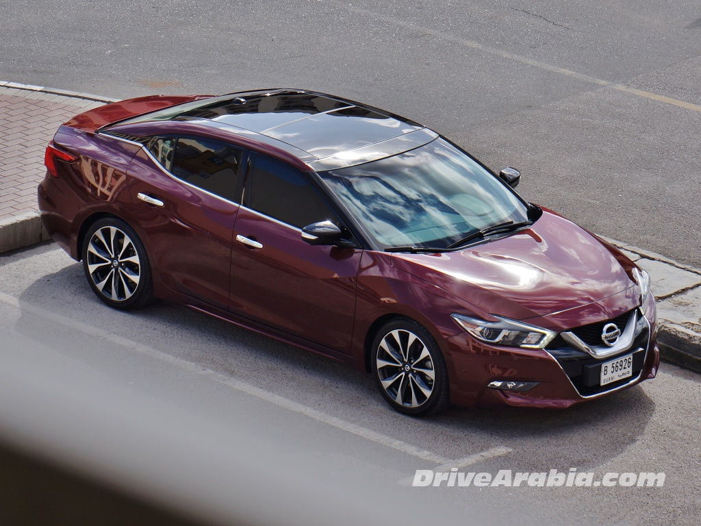 2015 Nissan Maxima >> Maxima SR Middle East (with moonroof) - Maxima Forums