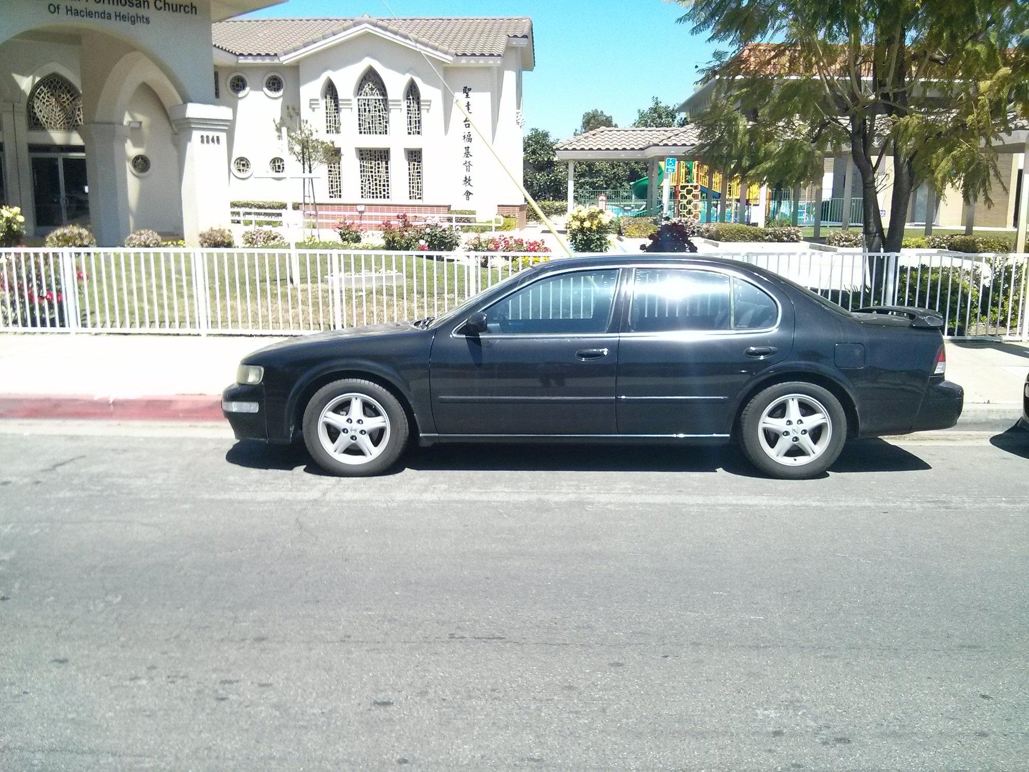 CA Socal 1998 Maxima SE Black Manual 5sp - Maxima Forums