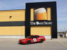 The Beer Store!