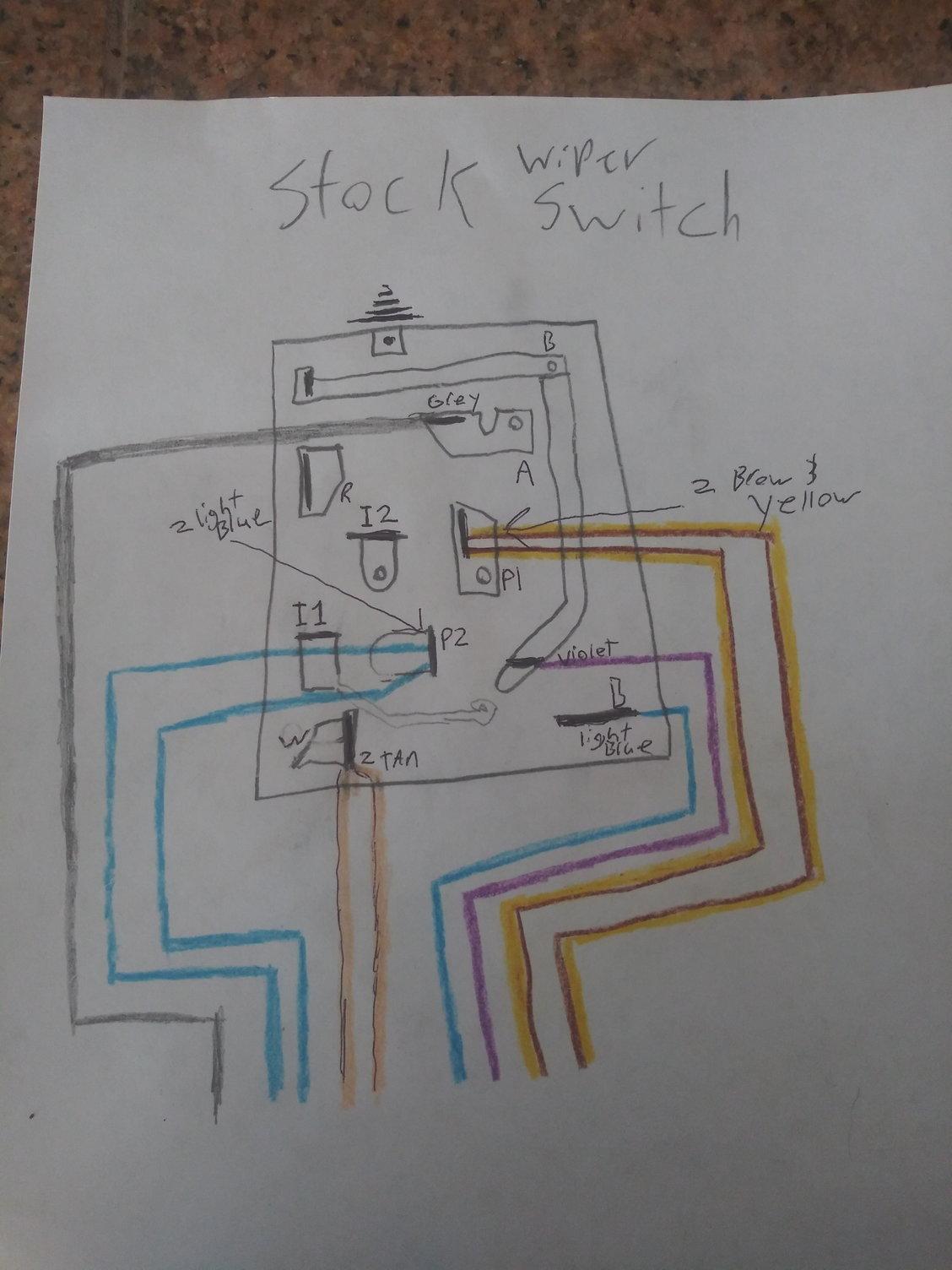 31 Universal Wiper Switch Wiring Diagram - Wiring Diagram ...