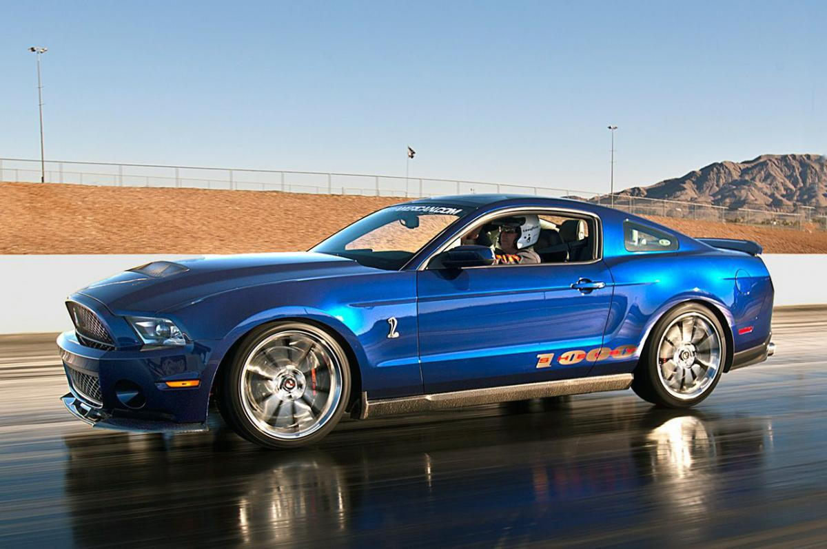 Millecavalli lifestyle 2012 shelby mustang 1000