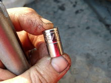 Find your quarter inch drive 11/32 socket