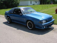 what my car looks like minus the headlights and wheels. Has chrome ponys now