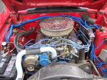 engine...not shined up!