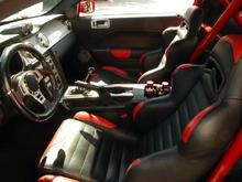 Stevestang 908 interior