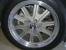 Shelby GT500 Wheel, I believe.