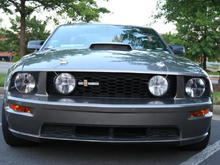 2005 Mustang GT (350) Front View