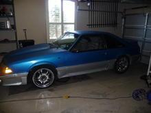 Garage - Horse