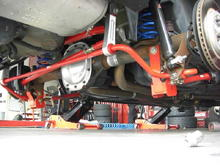 BMR suspension upgrades.