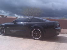 2005 Mustang, Supercharged Roush Shortblock, Stage 3 Heads