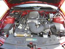 08 GT Engine
