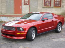 2005 Redfire V6 Coupe
