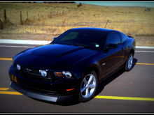 Mustang 2a