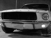 Project Bullitt Coupe.