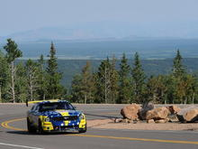 29 pikes peak 2012 mustangs