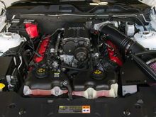 Roush Announces 625hp Supercharger System for the 2011  Mustangs