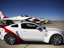 Thunderbird Edition Mustang (5)