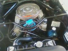 motor after