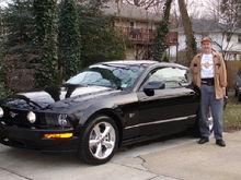 08 GT in driveway 400h