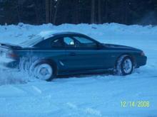 My 96 Mustang GT.