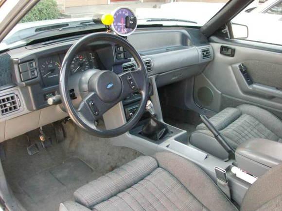 '87 Mustang GT 002