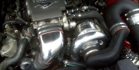 Paxton Novi 2200SL Supercharger from Brenspeed