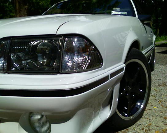 1995 Cobra R's