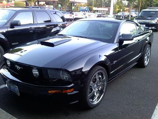 My '08 GT