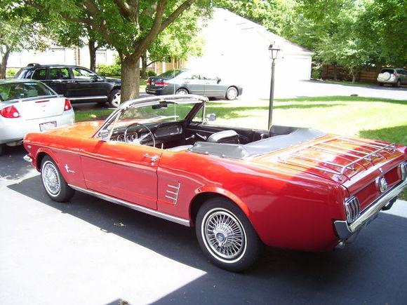 Mustang66 2