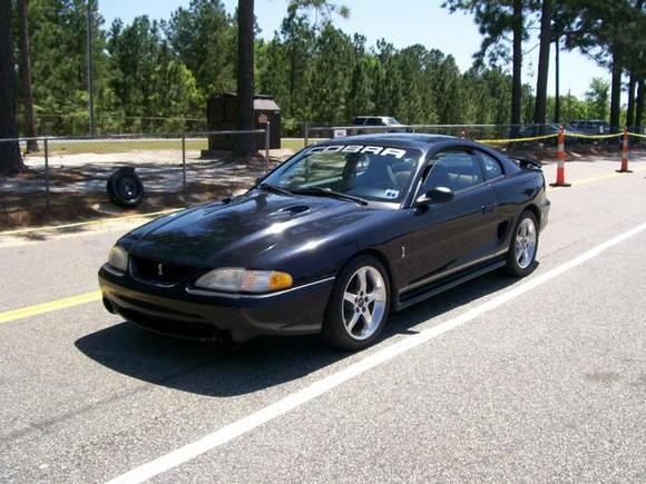 Fayetteville Dragway '09