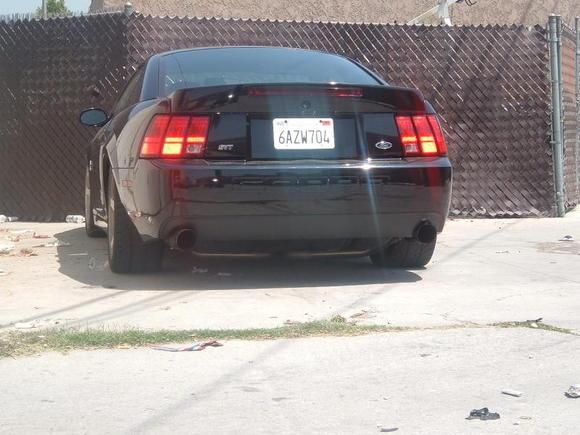 rear shot