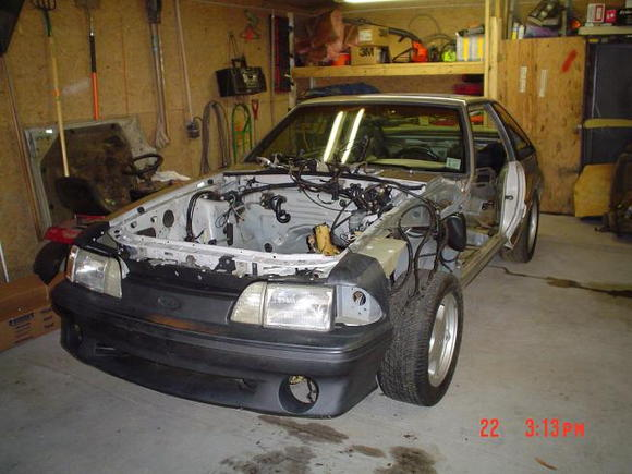 Mustang resto 021