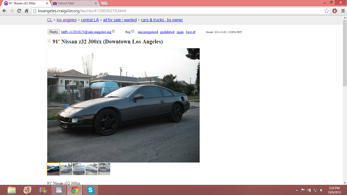 Not a 350z but a 300zx from awhile ago dr z performance is know in the z32 community as the biggest shadetree shops for z s