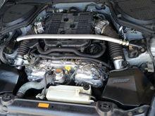 I prefer the engine with no cover
