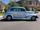 1937 Ford Slantback All Steel Show Stopper
