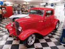 32 Ford 3 w. CPE.  WOW ALL STEEL REDUCED $85K OBO