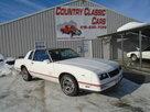 1987 Chevy Monte Carlo SS Aero Coupe