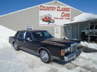 1989 Lincoln Town Car 4dr sedan