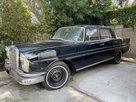 1962 Mercedes 220 Sedan