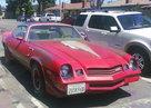 "1981 Z28 Camaro ""4"" Speed V8 BARN FIND All O.G."