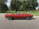 Red on Red, 326 V8, 4 Wheel Disc Brakes
