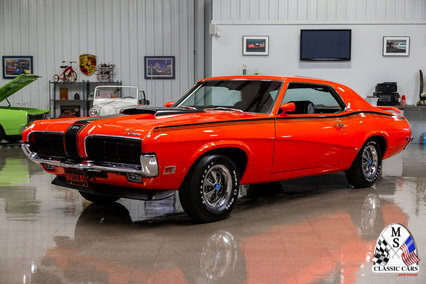 1970 Mercury Cougar Eliminator Boss. Must See