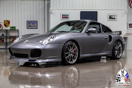 2002 Porsche 911 Turbo. 12,500 Original Miles