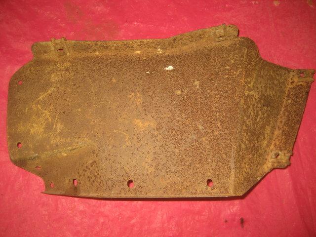 1966-1967 Pontiac GTO Fender Splash Shield