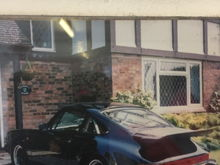 Porsche, had this at same time as the E30 and both BMW's I think....young, no commitments and having it away back then!