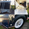30ft Pace American enclosed race car trailer  for sale $9,000