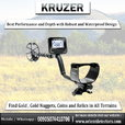 Kruzer Low Price Metal Detector with High Performance  for sale $1