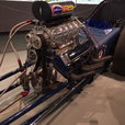 The Sour Sisters Top Fuel Dragster  for sale $35,000