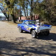 1955 t-bird gasser  for sale $32,500
