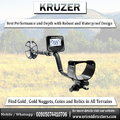 Kruzer Low Price Metal Detector with High Performance